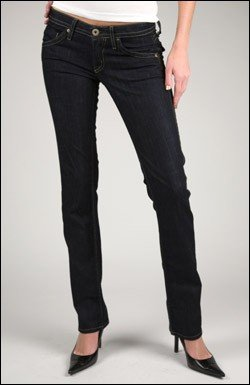 HUDSON SKINNY JEAN IN ETERNAL
