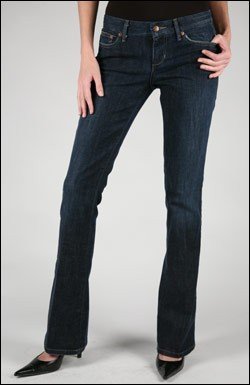 JOE'S JEANS HONEY DARK IN THOMPSON