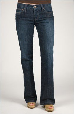 JOE'S JEANS PROVOCATEUR DARK WHISKER IN THOMPSON