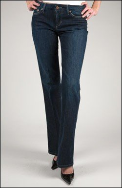 JOE'S JEANS MUSE DARK IN THOMPSON