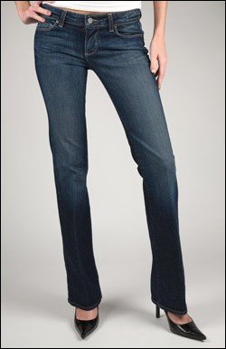 PAIGE BENEDICT CANYON JEAN IN LAGOON