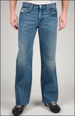 7 FOR ALL MANKIND A-POCKET RELAXED JEAN IN NAM