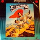 SUPERMAN III  Laserdisc, Like New, 1983