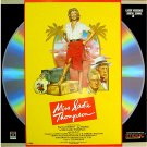 MISS SADIE THOMPSON LaserDisc--SEALED! Rita Hayworth