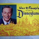 'Walt Disney's Guide to Disneyland' 1962