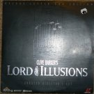 'LORD OF ILLUSIONS' Laser Disc--Director's Cut!