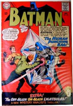 BATMAN Comics #174...Sept 1965...Fine Condition