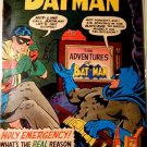 BATMAN Comics #183...August 1966...Fine/Very Fine Condition!