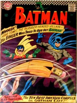 BATMAN Comics #188...December 1966...Very Fine Condition!