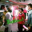 STAR TREK Original Film Slide AND Color 5x7 PHOTO#2 1969
