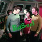 STAR TREK Original Film Slide AND Color 5x7 Photo#19 1969