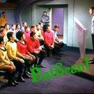 STAR TREK Original Film Slide AND Color 5x7 Photo#28 1968