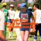 'STAR TREK: THE MOTION PICTURE' CANDID MDA SOFTBALL GAME  4x6--1978!! WALTER KOENIG! #10