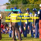 'STAR TREK: THE MOTION PICTURE' CANDID MDA SOFTBALL GAME 4x6--1978!!  COLLINS & KOENIG! #13