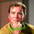 STAR TREK Original Film Slide AND Color 5x7 Pic#87 1968--Why So Serious, Kirk?!