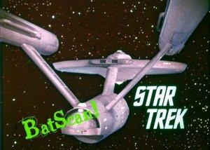 STAR TREK Original Film Slide AND Color 5x7 Photo#100 1969