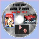LEONARD NIMOY Phoenix Comicon--May 28, 2011 DVD (Want it FREE?!)