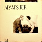 ADAM'S RIB (1949) Laser Disc...Tracy & Hepburn...The Criterion Collection