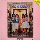 BIG BUSINESS Laser Disc (1988)...Like New...Lily Tomlin, Bette Midler--Twice!