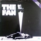 THE FAN Laser Disc (1981)...Sealed!!  Lauren Bacall, Michael Biehn