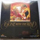 GONE WITH THE WIND Laser Disc (1939) 50th Anniversary, 2-Disc, Remastered Edition...Like New!