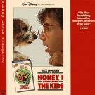 HONEY, I SHRUNK THE KIDS Laser Disc (1988)...Sealed!  Rick Moranis, Marcia Strassman
