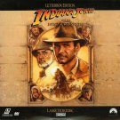 INDIANA JONES and the LAST CRUSADE Laser Disc (1989)...2-Disc Widescreen...Like New!