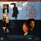 THE LONG WALK HOME Laser Disc (1990)...SEALED!!  Whoopi Goldberg, Sissy Spacek