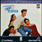 A NIGHT IN THE LIFE OF JIMMY REARDON Laser Disc (1988)...Like New!  River Phoenix