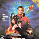 THE ROCKETEER Laser Disc (1991)...Like New, Widescreen...Billy Campbell, Timothy Dalton +EXTRAS!