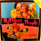 RUTHLESS PEOPLE Laser Disc (1986)...Like New...Bette Midler, Danny DeVito, Helen Slater