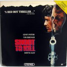 SHOOT TO KILL Laser Disc (1988)...Like New...Kirstie Alley, Tom Berenger, Sidney Poitier