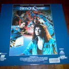 SPACECAMP Laser Disc (1986)...Like New...Kate Capshaw, Lea Thompson, Kelly Preston
