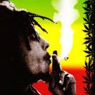 Bob Marley Smokin Poster