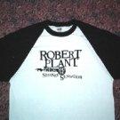 Robert Plant & SS Baseball Tee Large