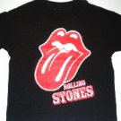 Rolling Stones Red Tongue Toddler Tee Size 4T