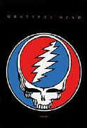 Grateful Dead SYF Fabric Textile Poster