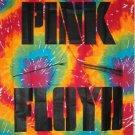 Pink Floyd Tie Die Fabric Poster