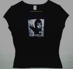 Korn Untouchables Angel Babydoll Tee Size Small Ladies