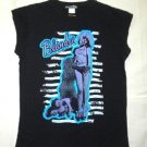 Blondie Girly Stripe Tee Size Large