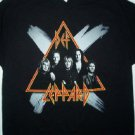 Def Leppard Tri Band Tee Size X-Large