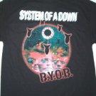 System Of A Down BYOB Tee Size Medium