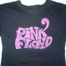 Pink Floyd Groovy Girl Tee Size Large