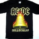 AC/DC Hell's Bells Tee Size Large