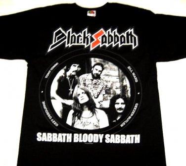 Black Sabbath Bloody Sabbath Tee Size X-Large