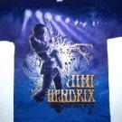 Jimi Hendrix Electric Tie Dye Tee Size X-Large