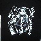 Kurt Cobain Collage T-shirt Size Small