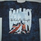 The Who T. dye Kids Are Alright Tee Size Large