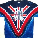 The Who Tye Dye  Long Live Rock T-shirt Size Large