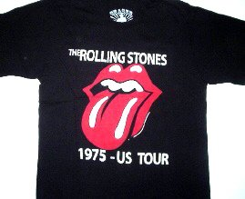 Rolling Stones 75 tour Tee Size Large